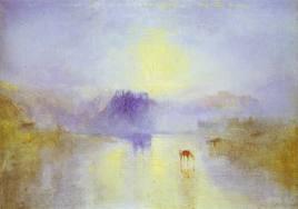 Il titolo originale è Norham Castel, Sunrise