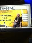 Sergio Luzzatto discute Partigia ad Anteprime