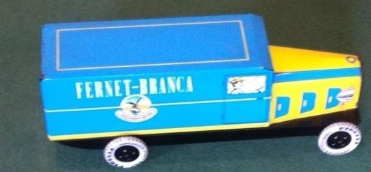 Un meraviglioso camioncino giocattolo: voglio tornare bambina!