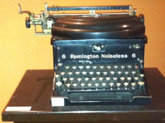 La Remington Noiseless, prodigio della tecnica