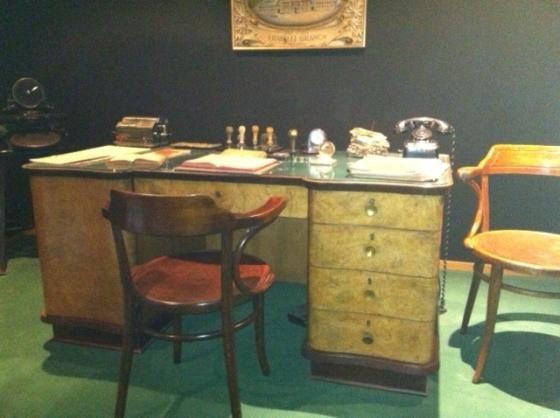 L'ufficio dei tempi del nonno