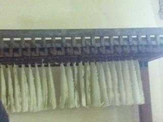 Mollette di legno per appendere i fogli di carta ad asciugare