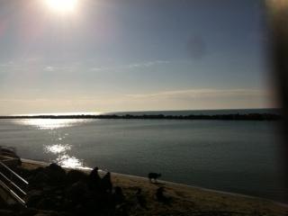 Una prima visione del mare, esterno giorno