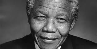 Una bellissima foto di Nelson Mandela