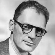 Che bel viso Arthur Miller!