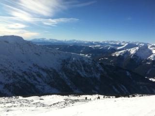 Ovvero come, saliti un po', si vedono tutte le Dolomiti